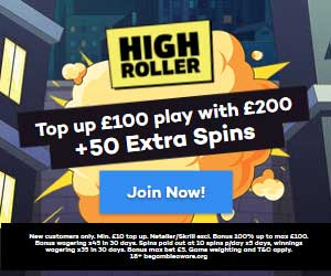 Play on Highroller