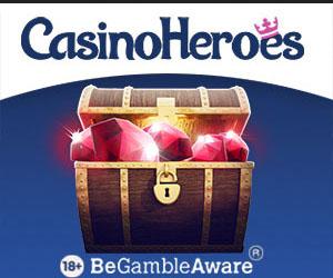 Latest bonus from Casino Heroes