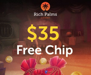 Latest bonus from Rich Palms